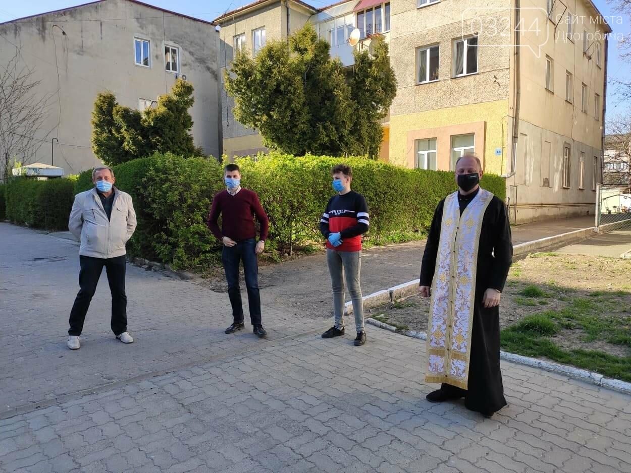 Як у Дрогобичі на вулицях великодні кошики освячували, - ФОТОРЕПОРТАЖ, фото-21