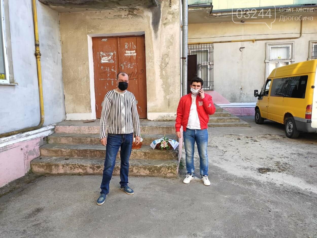 Як у Дрогобичі на вулицях великодні кошики освячували, - ФОТОРЕПОРТАЖ, фото-23