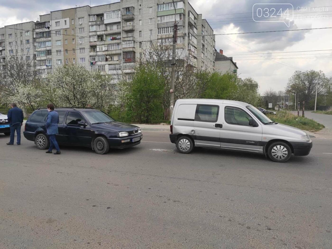 ДТП на вулиці Самбірській у Дрогобичі, - ФОТО, фото-3