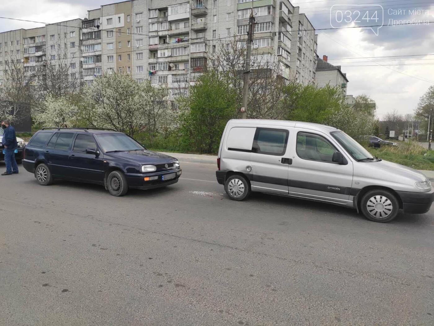 ДТП на вулиці Самбірській у Дрогобичі, - ФОТО, фото-2