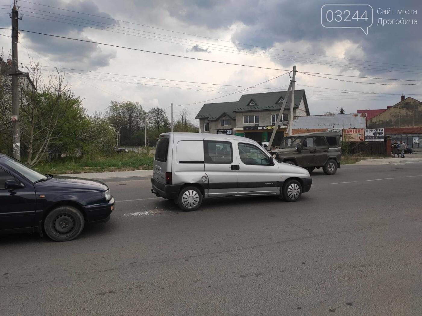 ДТП на вулиці Самбірській у Дрогобичі, - ФОТО, фото-5
