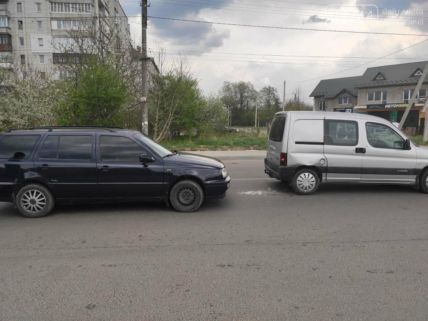 ДТП на вулиці Самбірській у Дрогобичі, - ФОТО, фото-4