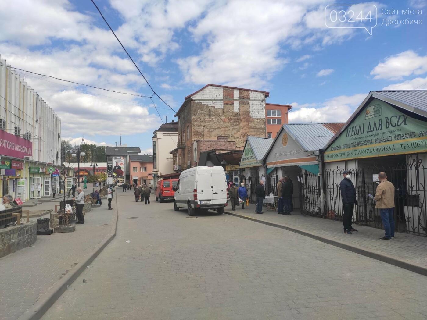 У Дрогобичі запрацював продуктовий ринок в центрі міста, -  ФОТОРЕПОРТАЖ, фото-13