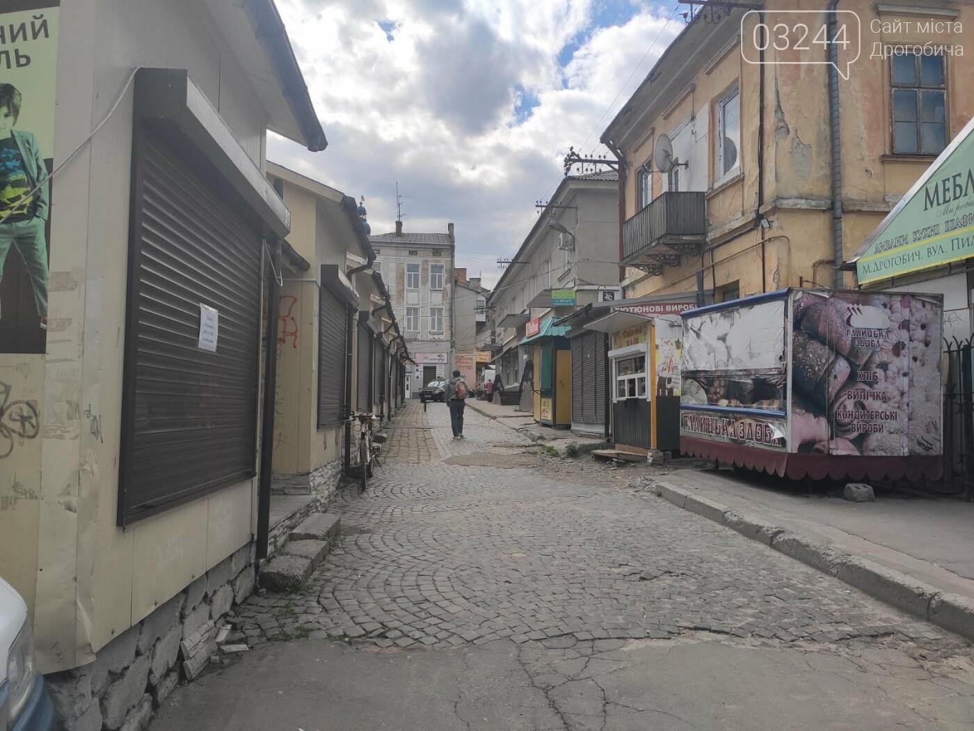 У Дрогобичі запрацював продуктовий ринок в центрі міста, -  ФОТОРЕПОРТАЖ, фото-15