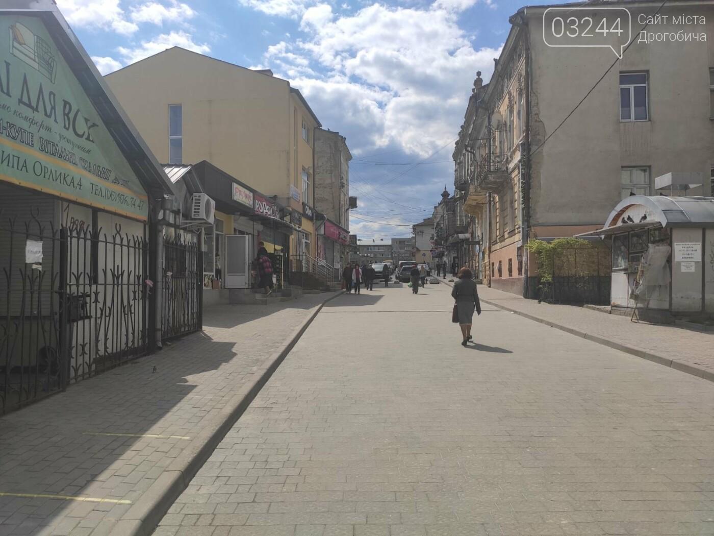 У Дрогобичі запрацював продуктовий ринок в центрі міста, -  ФОТОРЕПОРТАЖ, фото-12