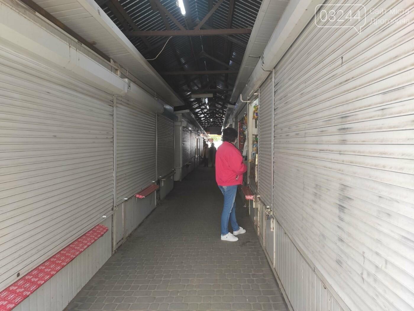 У Дрогобичі запрацював продуктовий ринок в центрі міста, -  ФОТОРЕПОРТАЖ, фото-9
