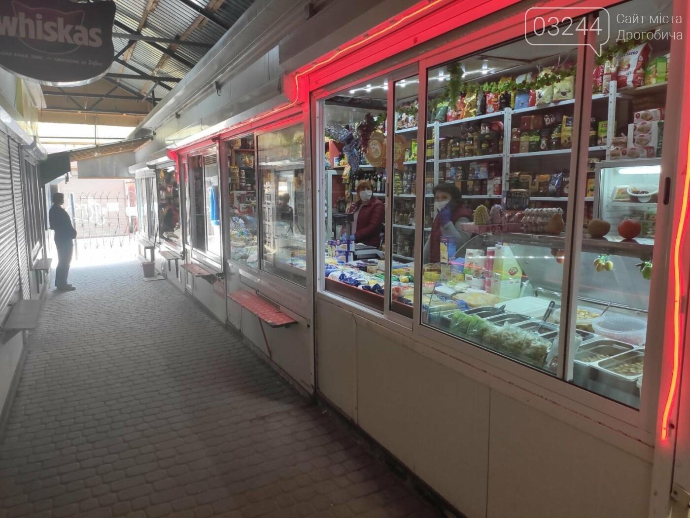 У Дрогобичі запрацював продуктовий ринок в центрі міста, -  ФОТОРЕПОРТАЖ, фото-8
