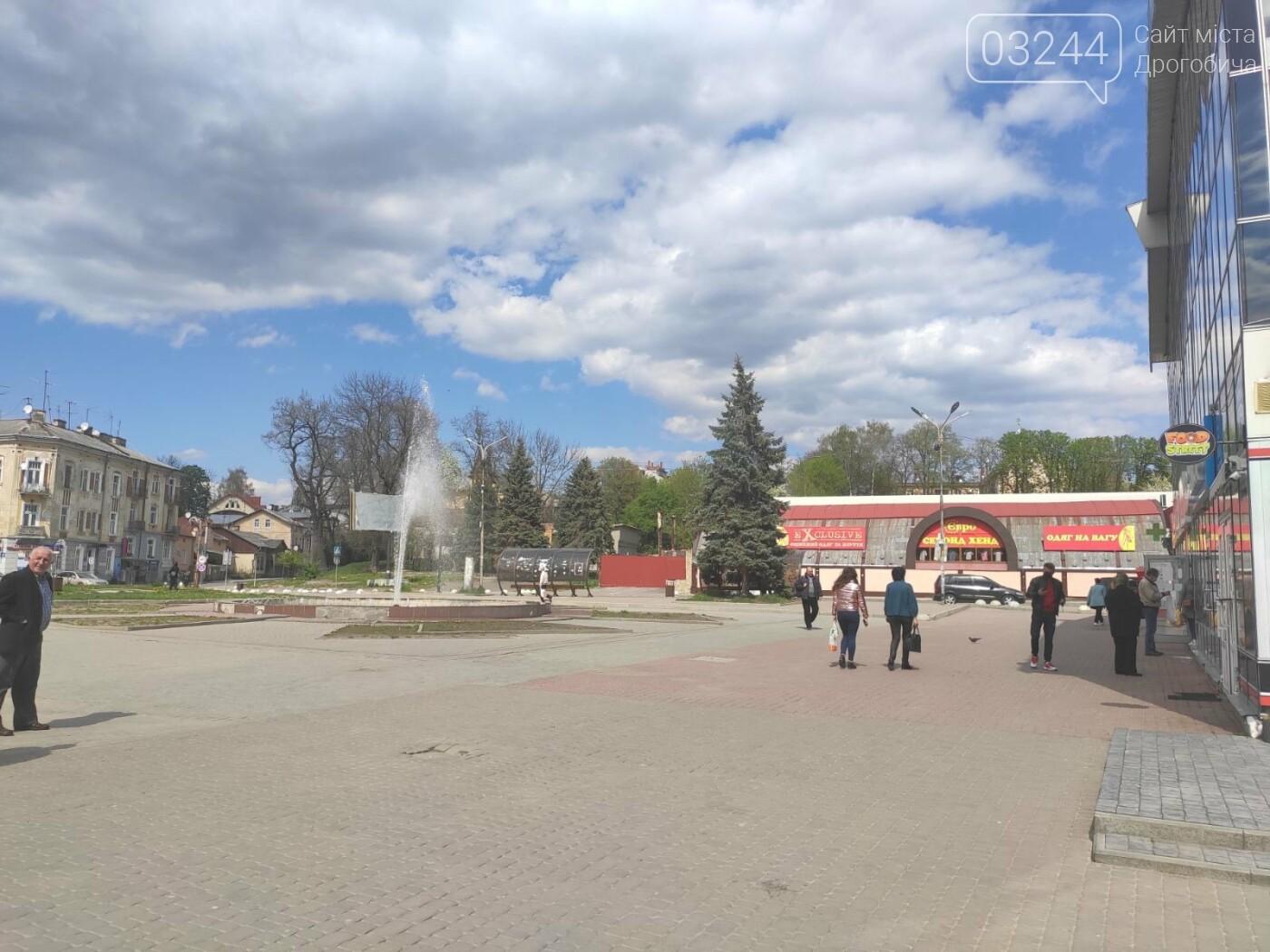 У Дрогобичі запрацював продуктовий ринок в центрі міста, -  ФОТОРЕПОРТАЖ, фото-17