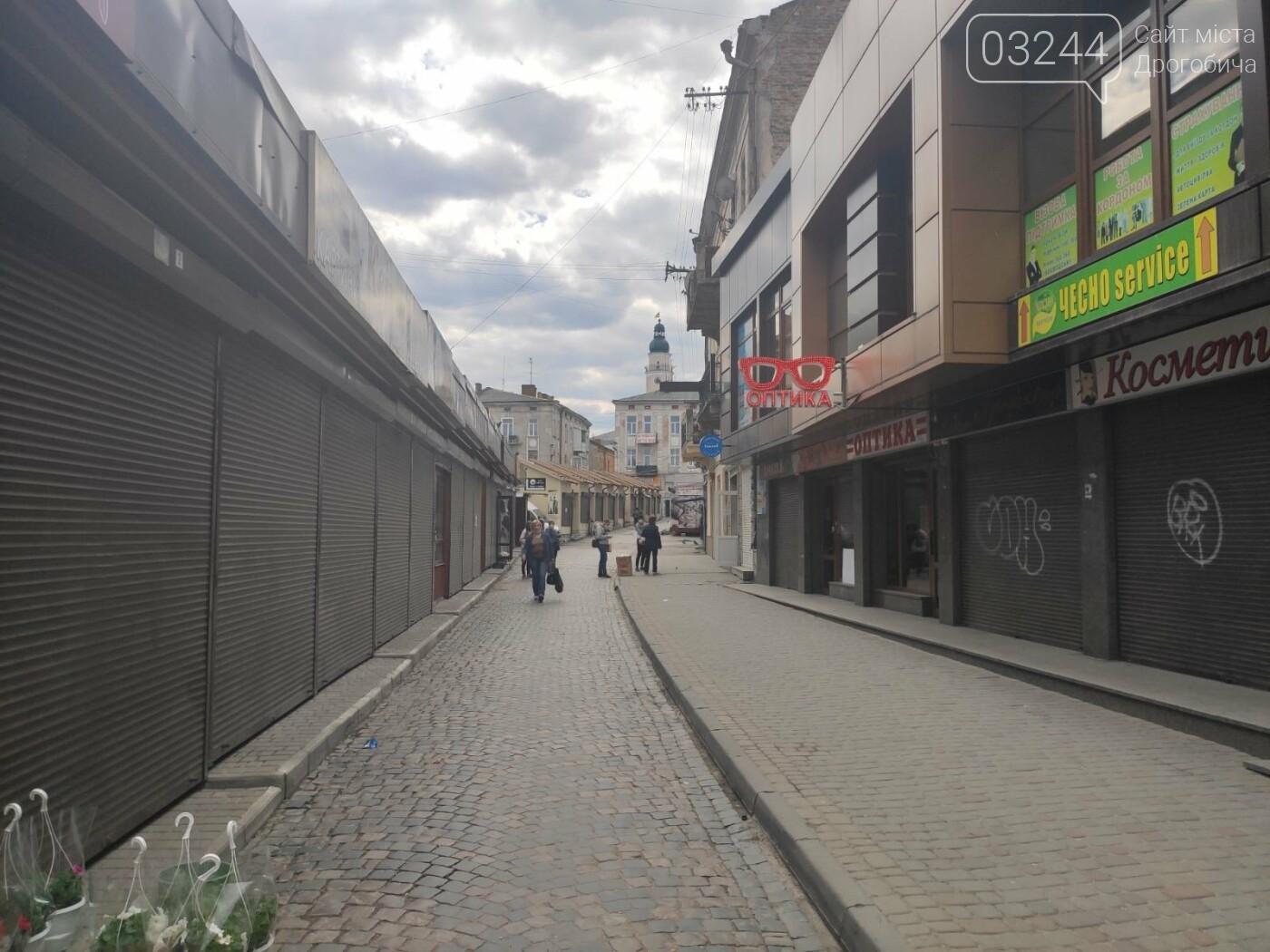 У Дрогобичі запрацював продуктовий ринок в центрі міста, -  ФОТОРЕПОРТАЖ, фото-16