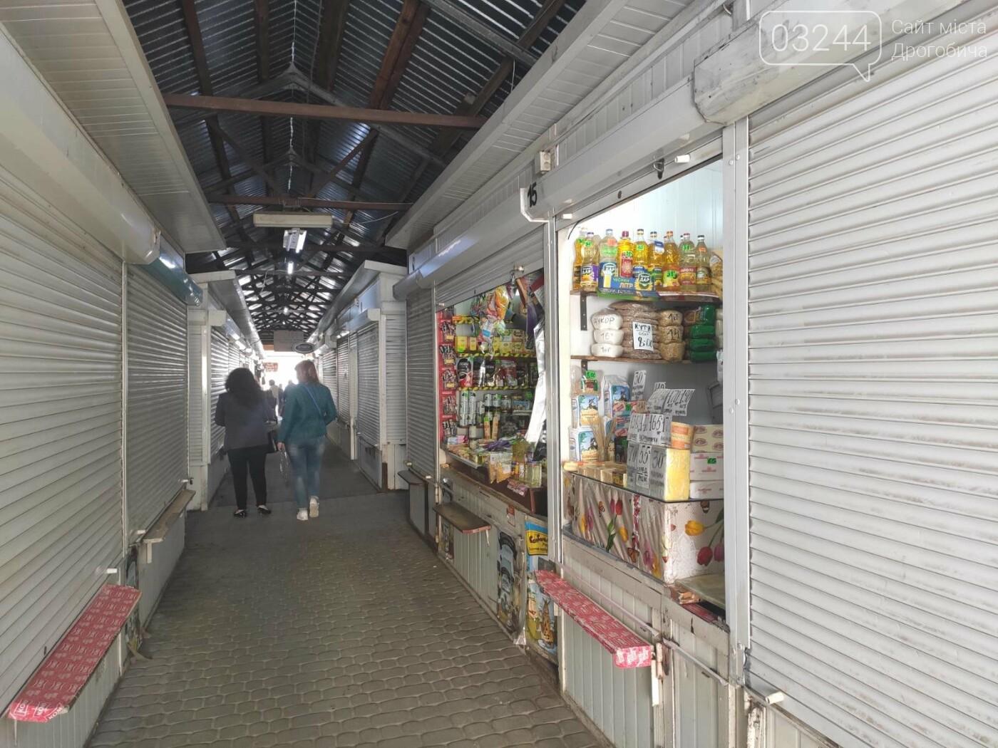 У Дрогобичі запрацював продуктовий ринок в центрі міста, -  ФОТОРЕПОРТАЖ, фото-7