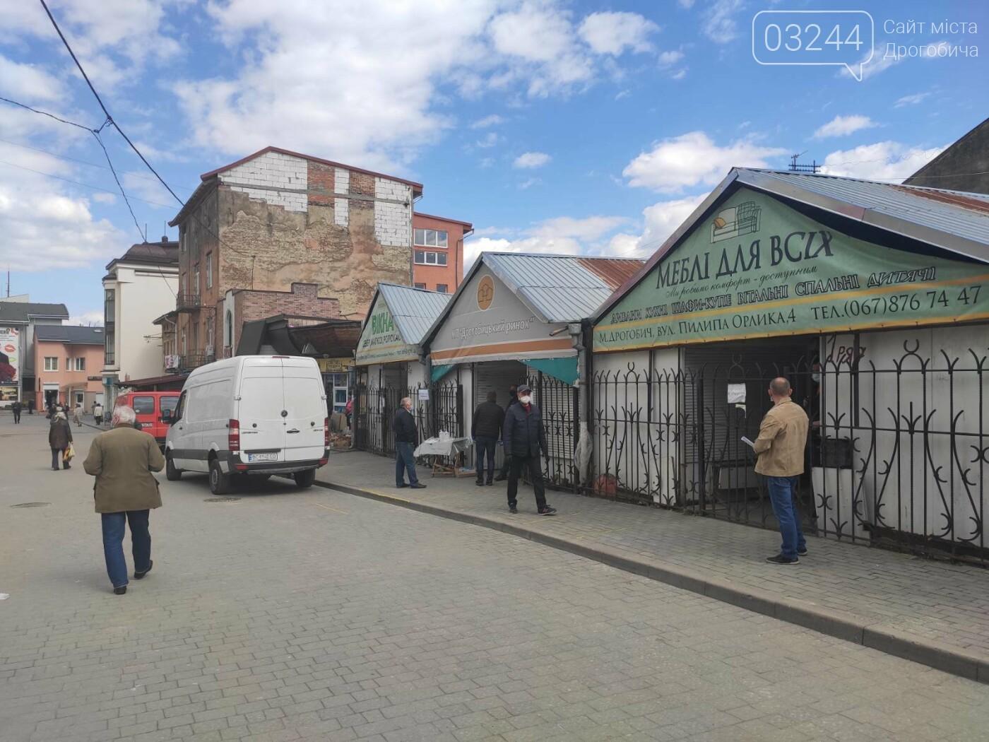 У Дрогобичі запрацював продуктовий ринок в центрі міста, -  ФОТОРЕПОРТАЖ, фото-2