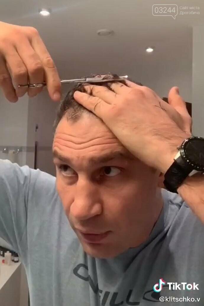 Карантин в дії: Кличко показав, як сам себе стриже, - ВІДЕО, фото-2