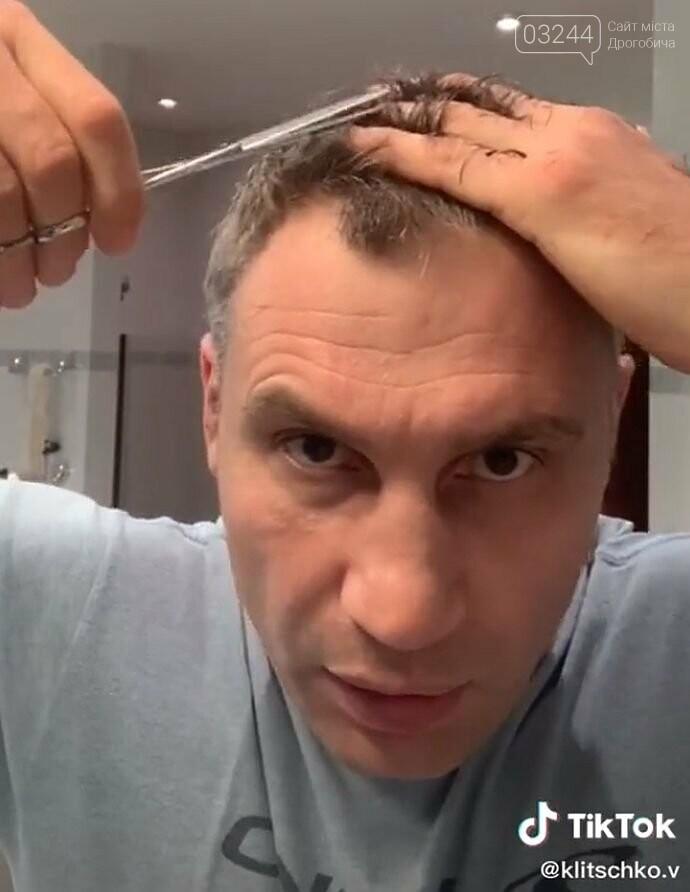 Карантин в дії: Кличко показав, як сам себе стриже, - ВІДЕО, фото-1