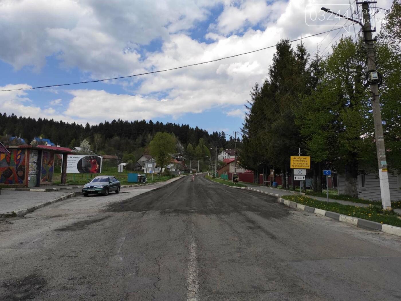 У рамках програми Велике будівництво ремонтують дорогу з Східниці у Борислав, фото-3