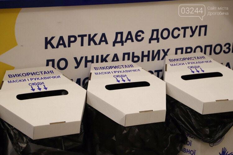 Екологи бідкаються – медичні маски розкладаються, як пластик! У Києві почали випробовують нові контейнери для використаних масок, фото-2