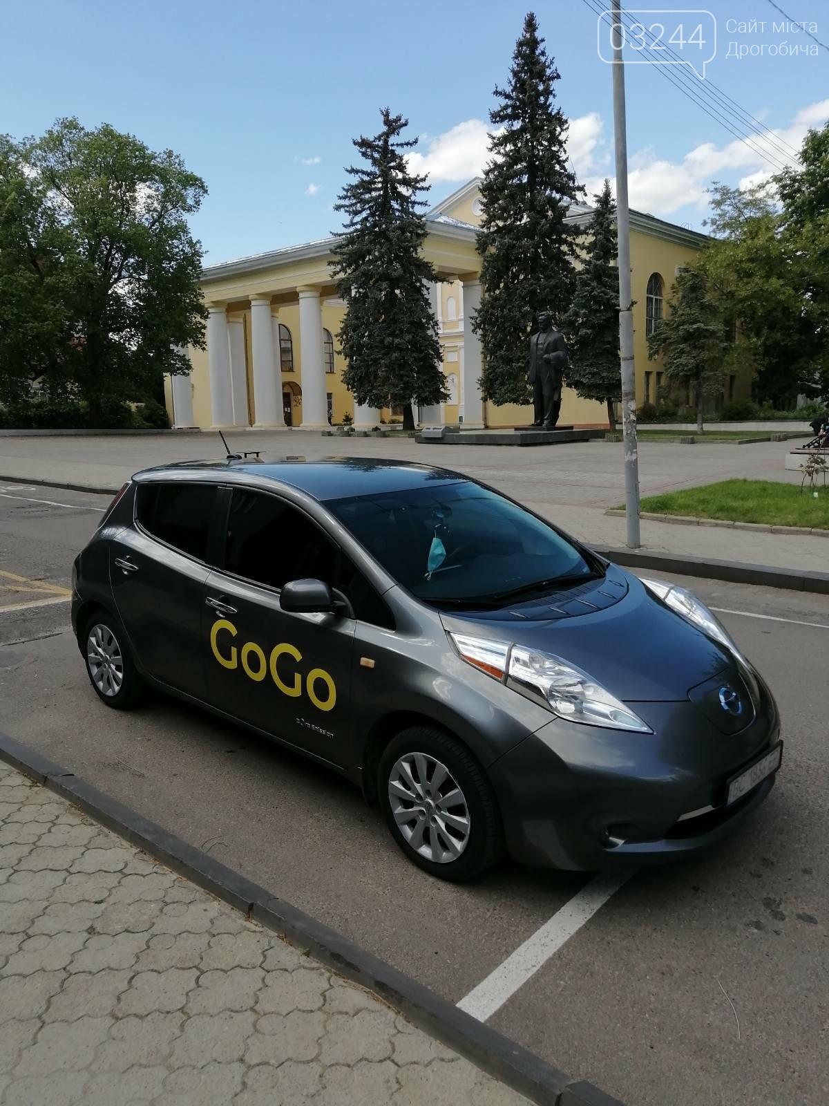 Відтепер проїзд від 29 гривень - у Дрогобичі з'явився новий сервіс замовлення «GoGo», фото-1