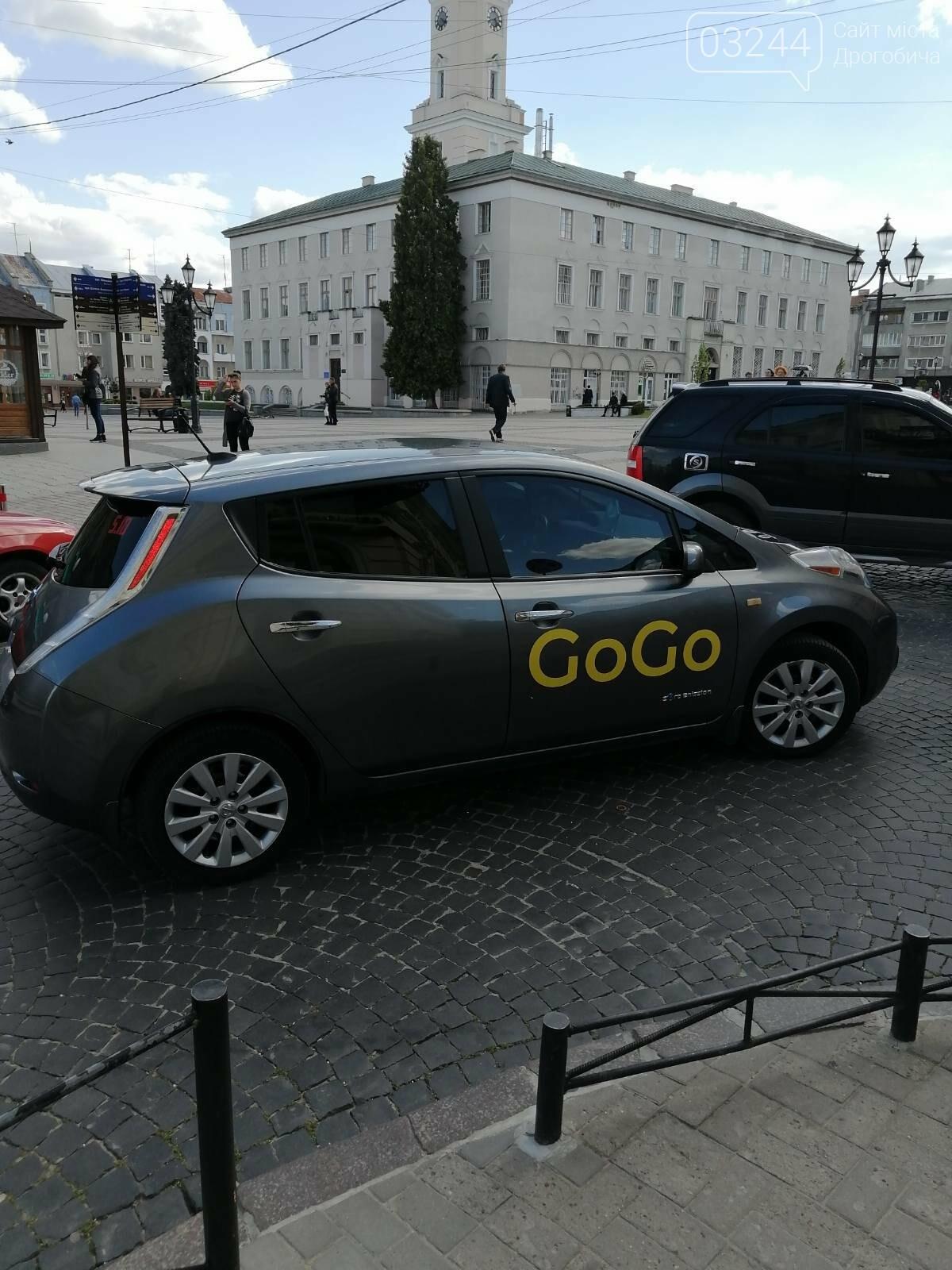Відтепер проїзд від 29 гривень - у Дрогобичі з'явився новий сервіс замовлення «GoGo», фото-2
