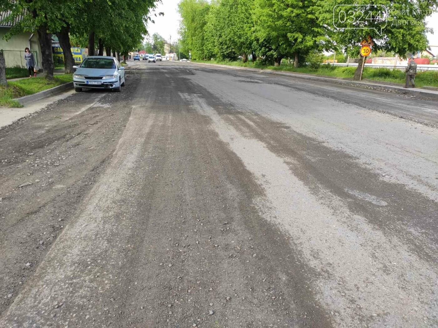 У Дрогобичі розпочали ремонтні роботи на вулиці Вокзальній, - ФОТО, фото-6