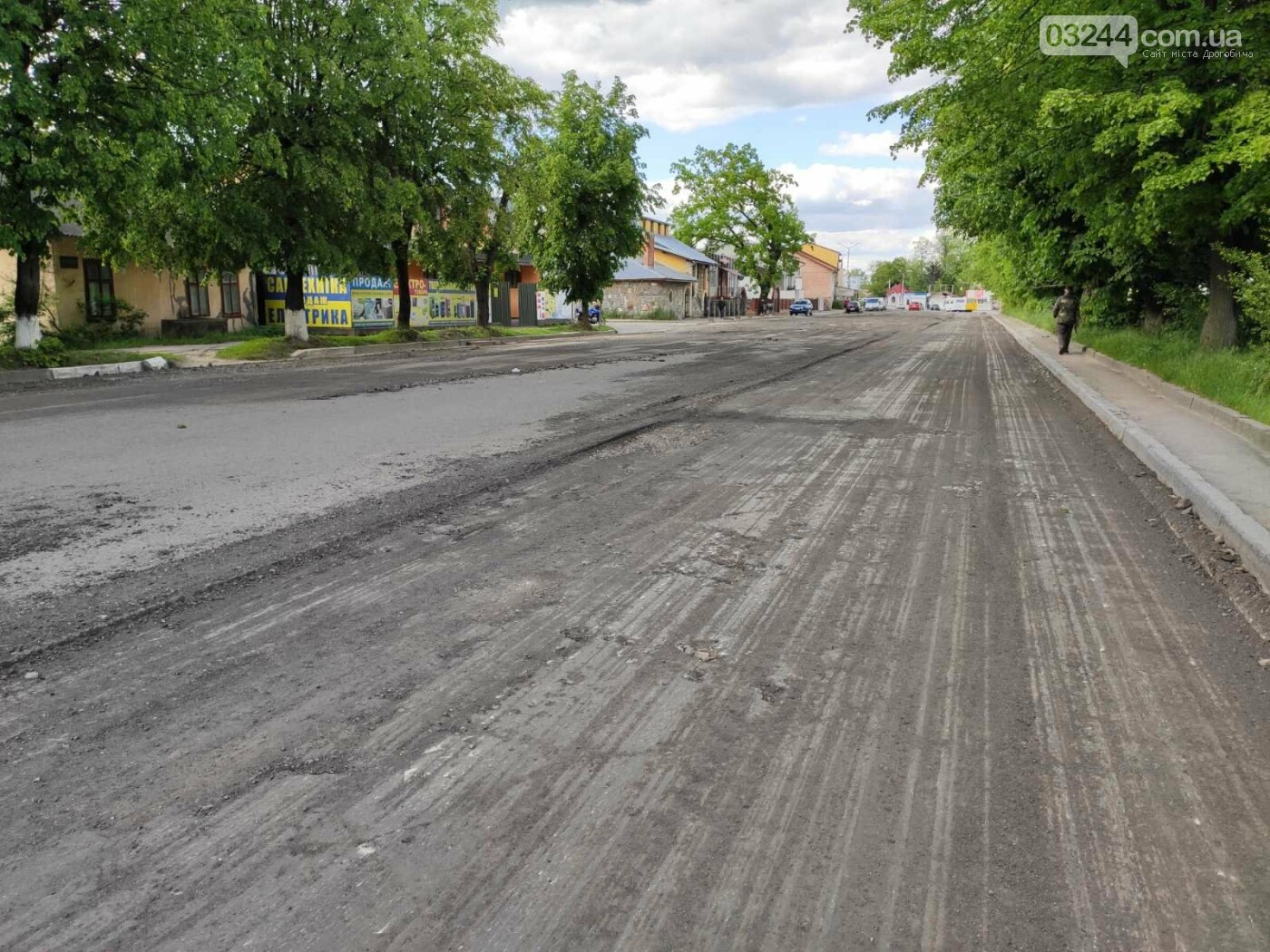 У Дрогобичі розпочали ремонтні роботи на вулиці Вокзальній, - ФОТО, фото-4