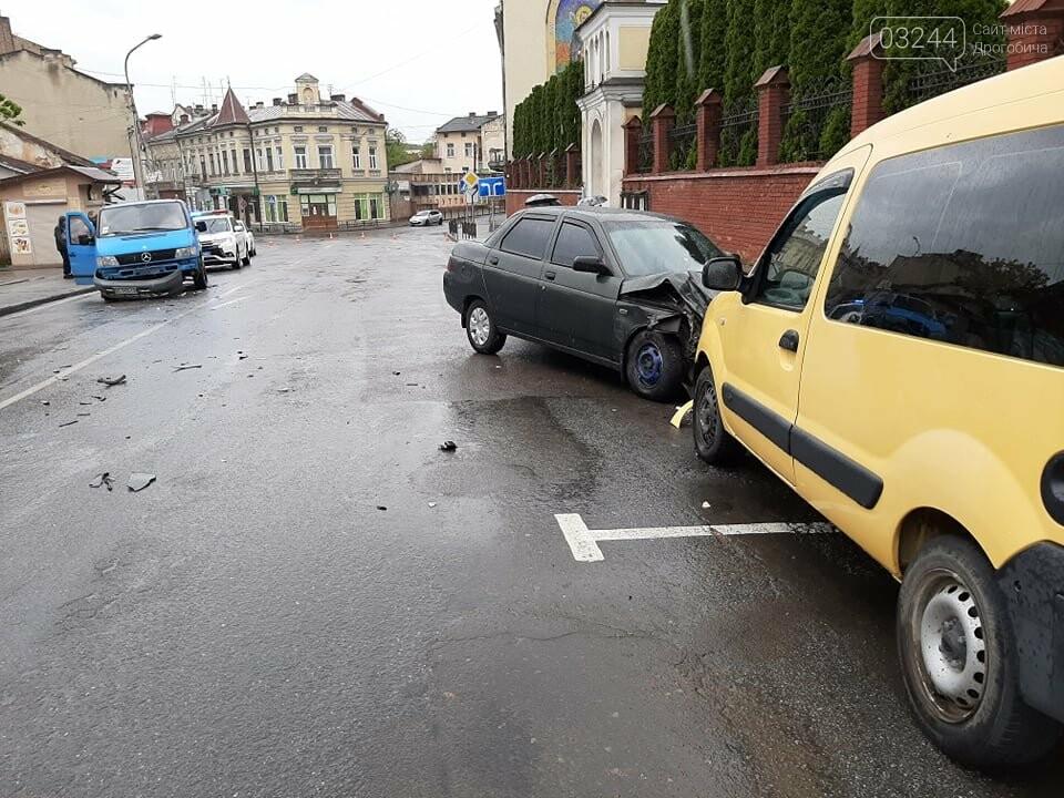 Масштабна ДТП у Дрогобичі на вулиці Стрийській, фото-2