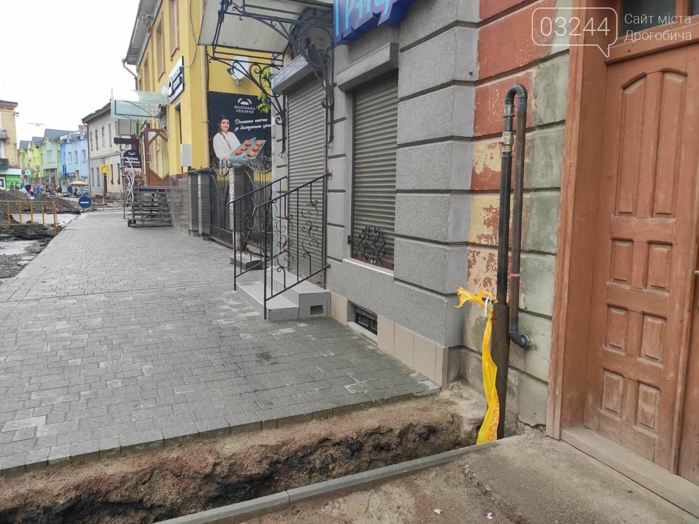На вулиці Шолом-Алейхема провели ремонт водних комунікацій та труб газопостачання, - ФОТО, фото-8