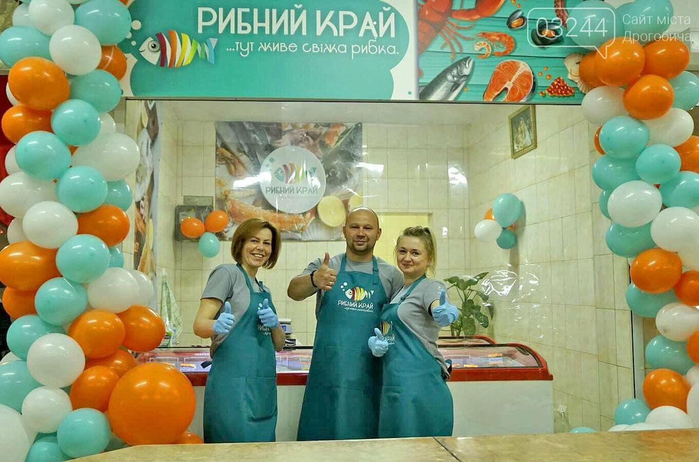 Криза стимулює підприємців розвивати новий бізнес: магазин ексклюзивної морської риби відкрився у Трускавці, фото-3