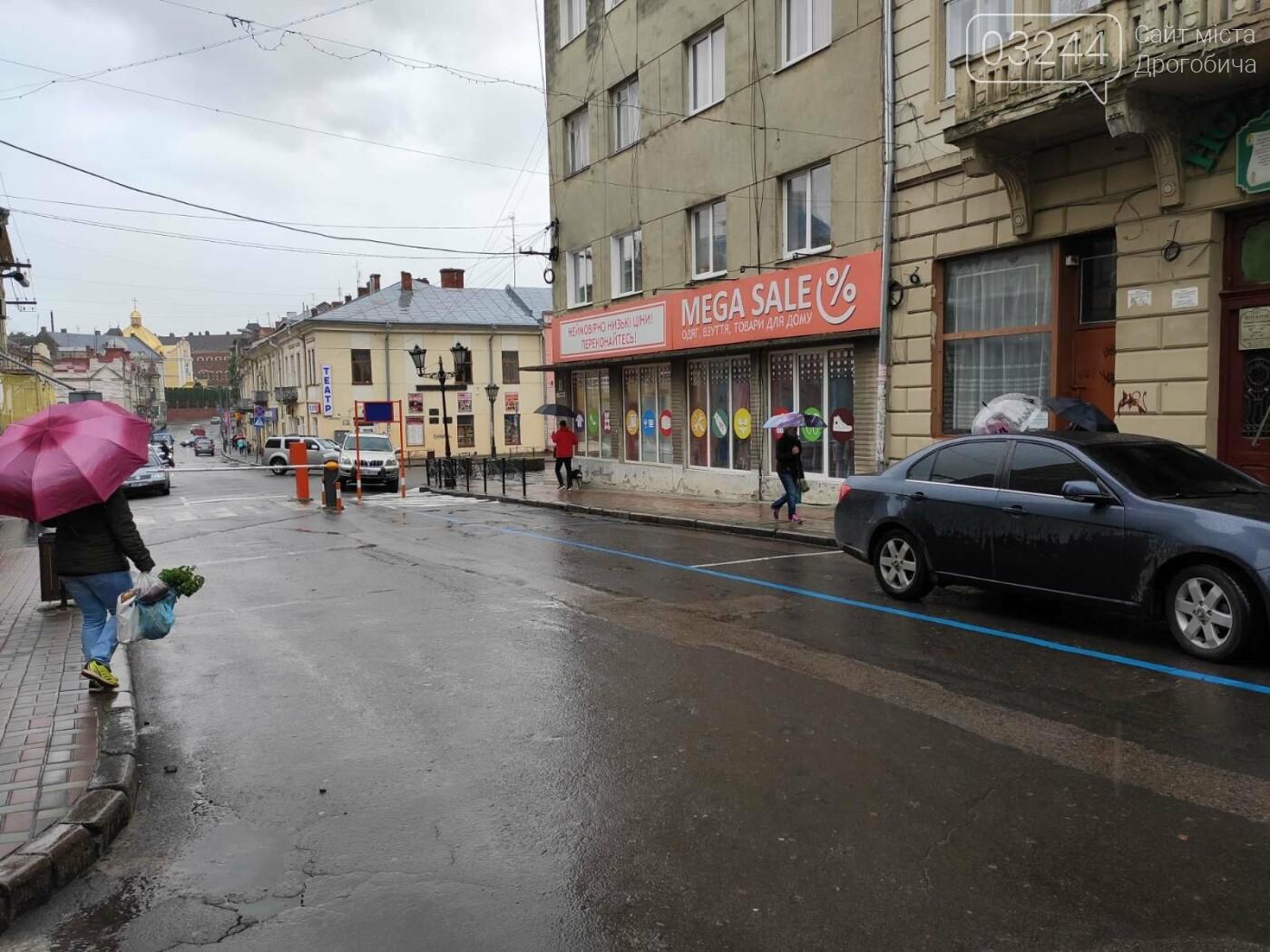 Після запуску платної системи паркування у центрі міста суттєво поменшало машин, - ФОТОРЕПОРТАЖ, фото-1