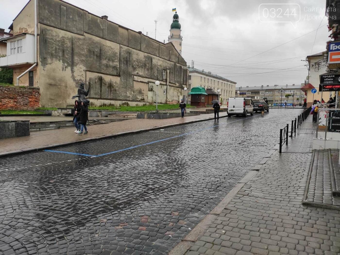 Після запуску платної системи паркування у центрі міста суттєво поменшало машин, - ФОТОРЕПОРТАЖ, фото-8