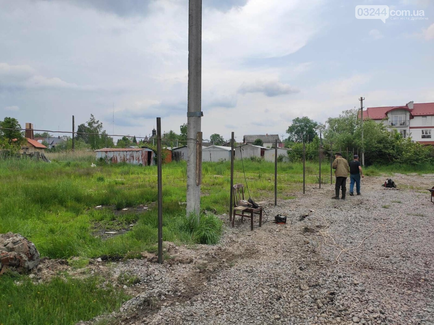 На Солоному Ставку облаштовують безкоштовну парковку. У планах комунальників – встановити платні  паркомати на 3 прилеглих вулицях до центру, фото-4