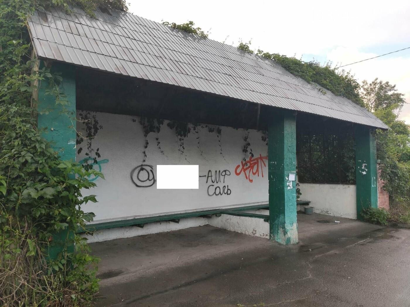 Дрогобич полонили небезпечні графіті: за електронними адресами пропонують придбати дурман-зілля, фото-2