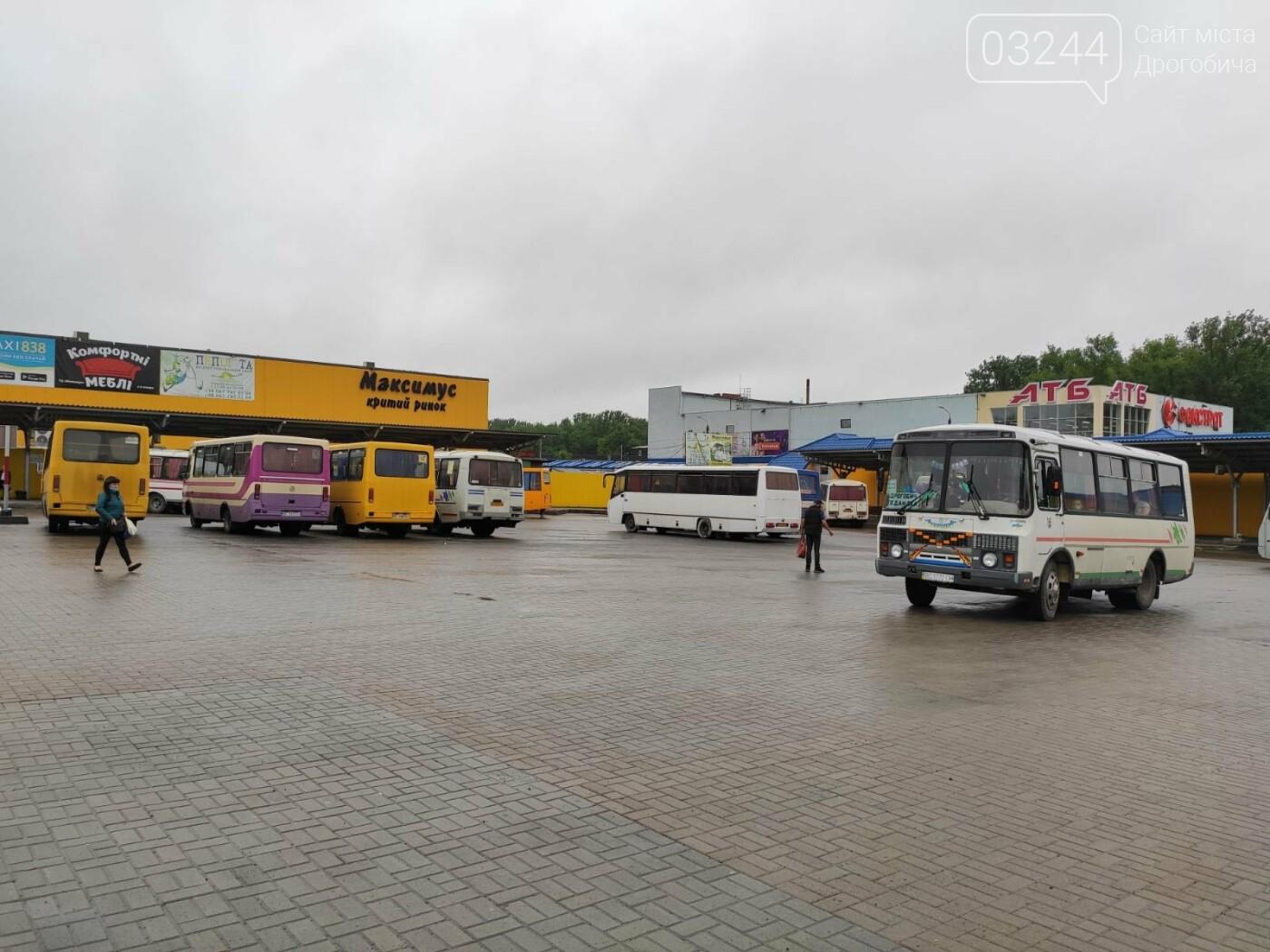 Офіційно - роботу громадського транспорту у Дрогобичі відновлено та запрацює автостанція, фото-2