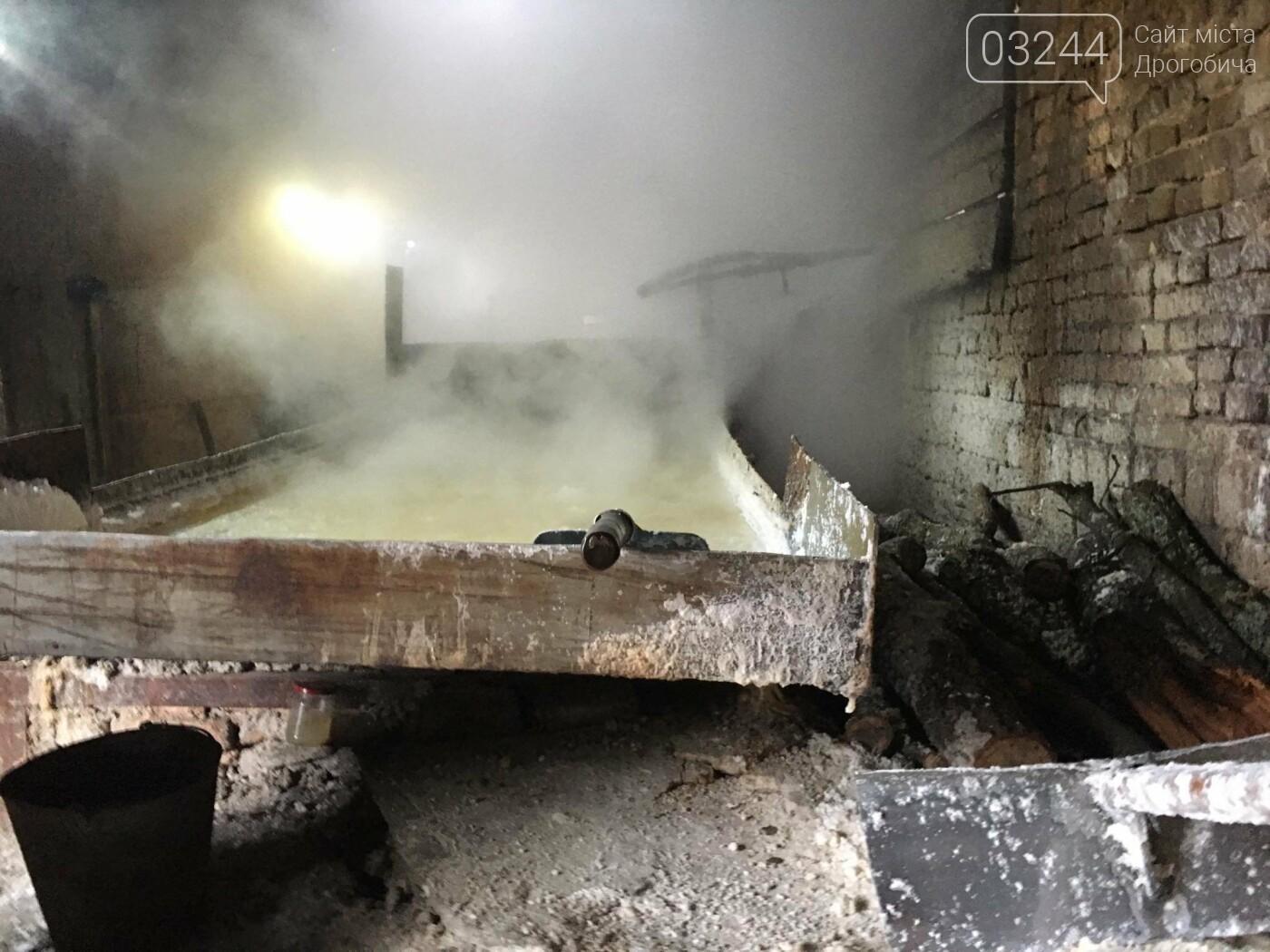 Дрогобицька солеварня стала - на складах надлишок продукції солі! Працівники у вимушених відпустках, фото-1