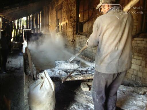 Дрогобицька солеварня стала - на складах надлишок продукції солі! Працівники у вимушених відпустках, фото-2