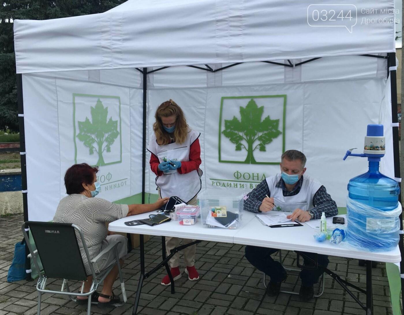 «Здорова громада» Дрогобиччини: вже понад двісті стебничан безкоштовно перевірили стан здоров'я, фото-3