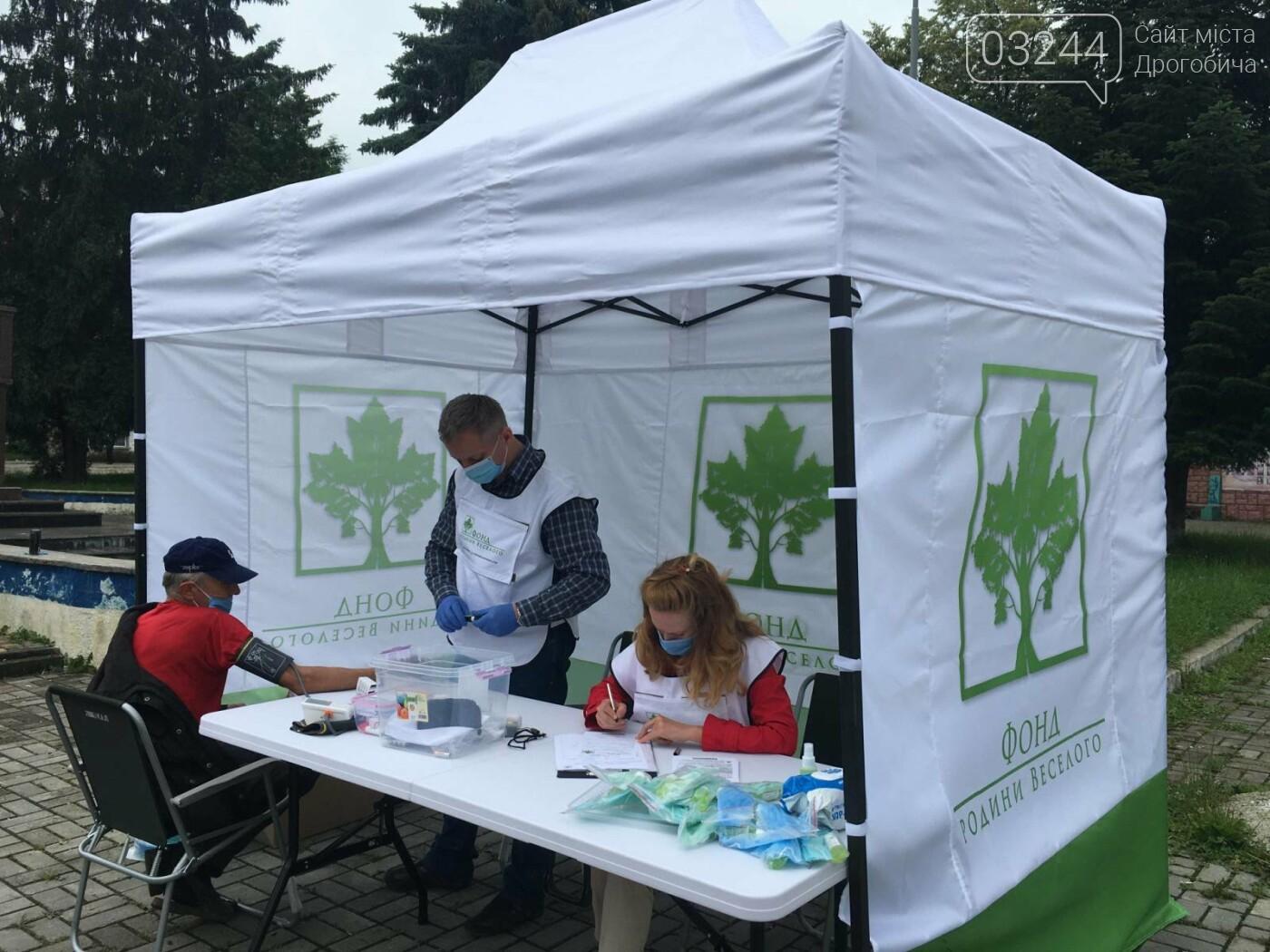«Здорова громада» Дрогобиччини: вже понад двісті стебничан безкоштовно перевірили стан здоров'я, фото-2