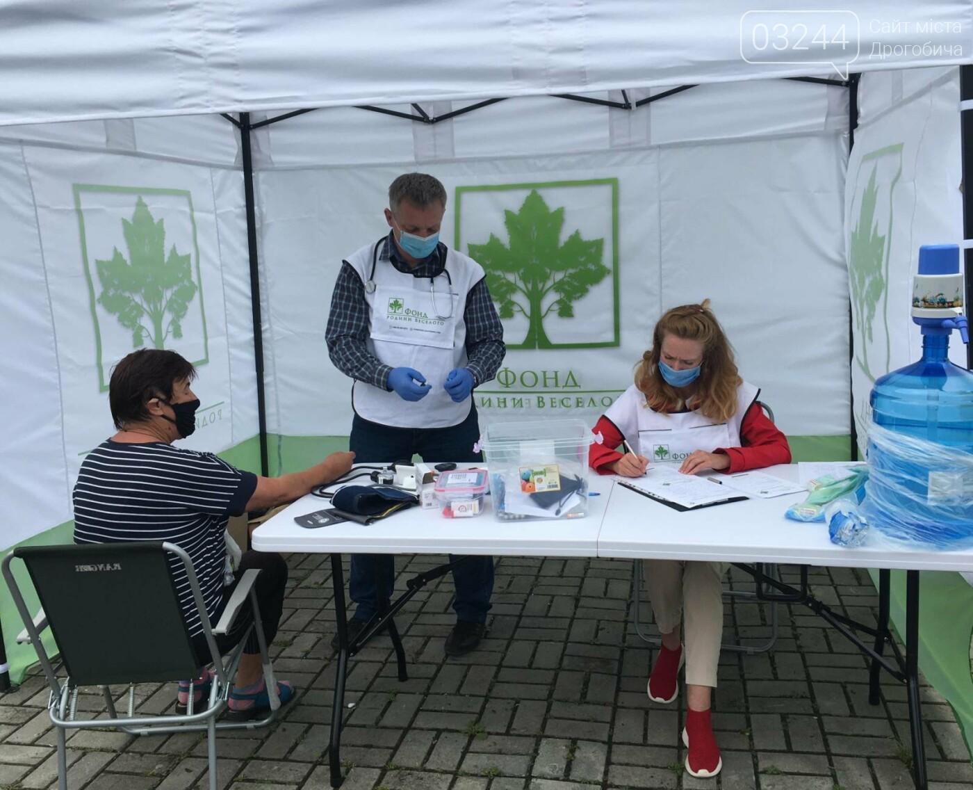 «Здорова громада» Дрогобиччини: вже понад двісті стебничан безкоштовно перевірили стан здоров'я, фото-4