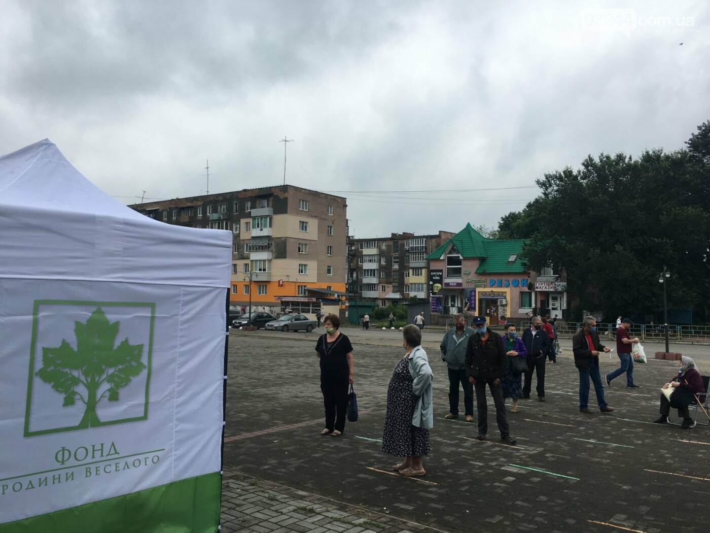 «Здорова громада» Дрогобиччини: вже понад двісті стебничан безкоштовно перевірили стан здоров'я, фото-10