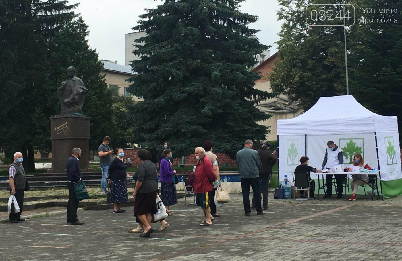 «Здорова громада» Дрогобиччини: вже понад двісті стебничан безкоштовно перевірили стан здоров'я, фото-9