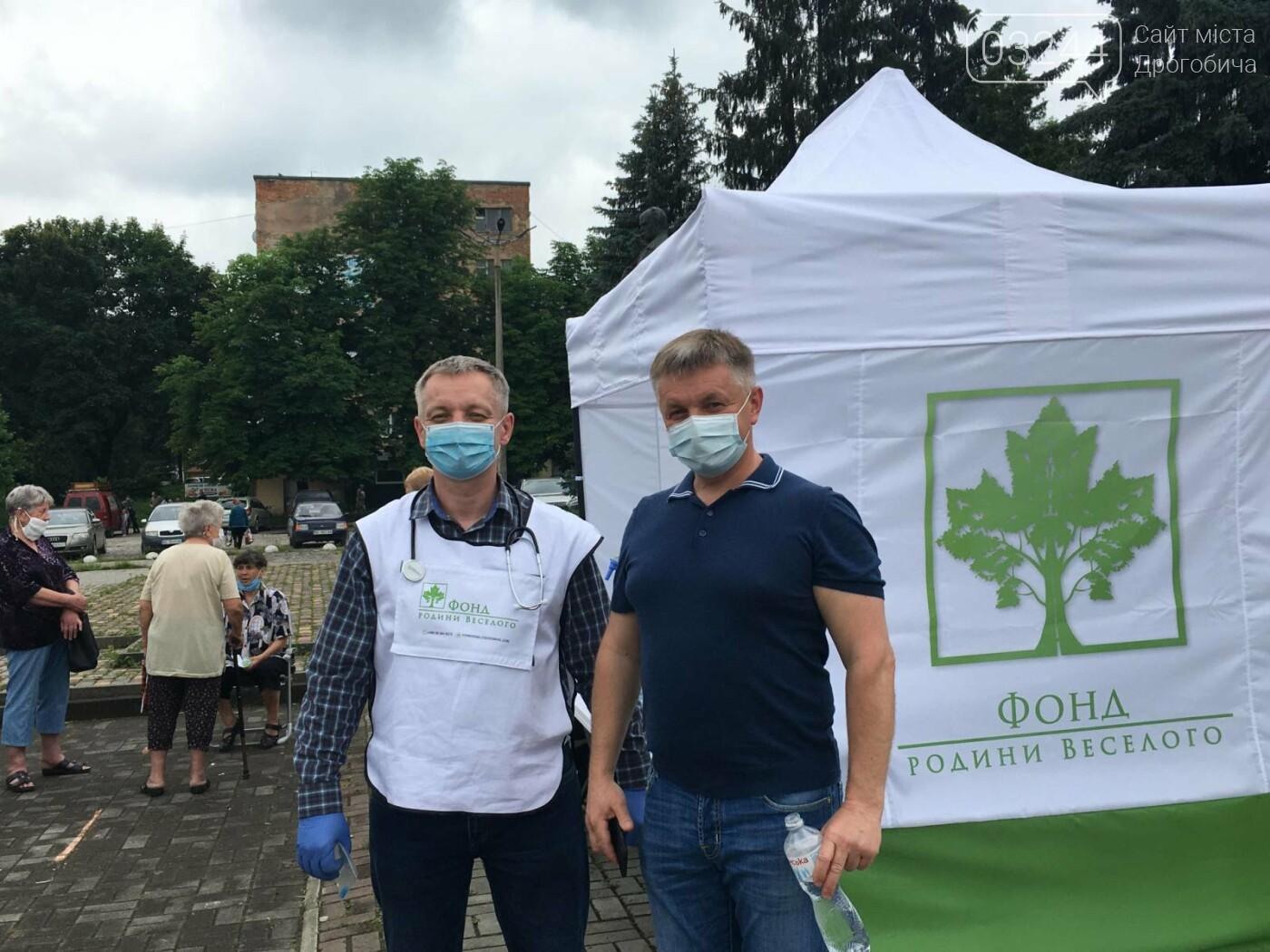«Здорова громада» Дрогобиччини: вже понад двісті стебничан безкоштовно перевірили стан здоров'я, фото-8