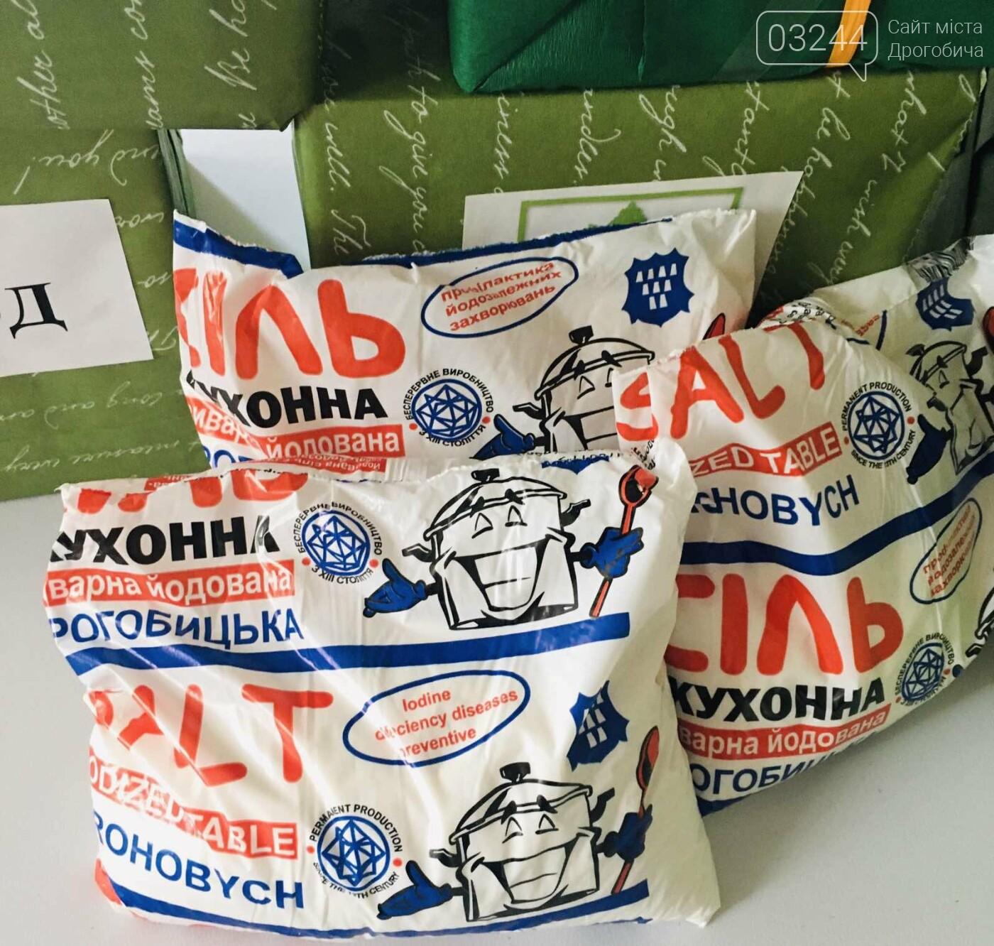 Дрогобицька сіль поїде по Україні: Фонд родини Веселого підтримує місцевих виробників, фото-2