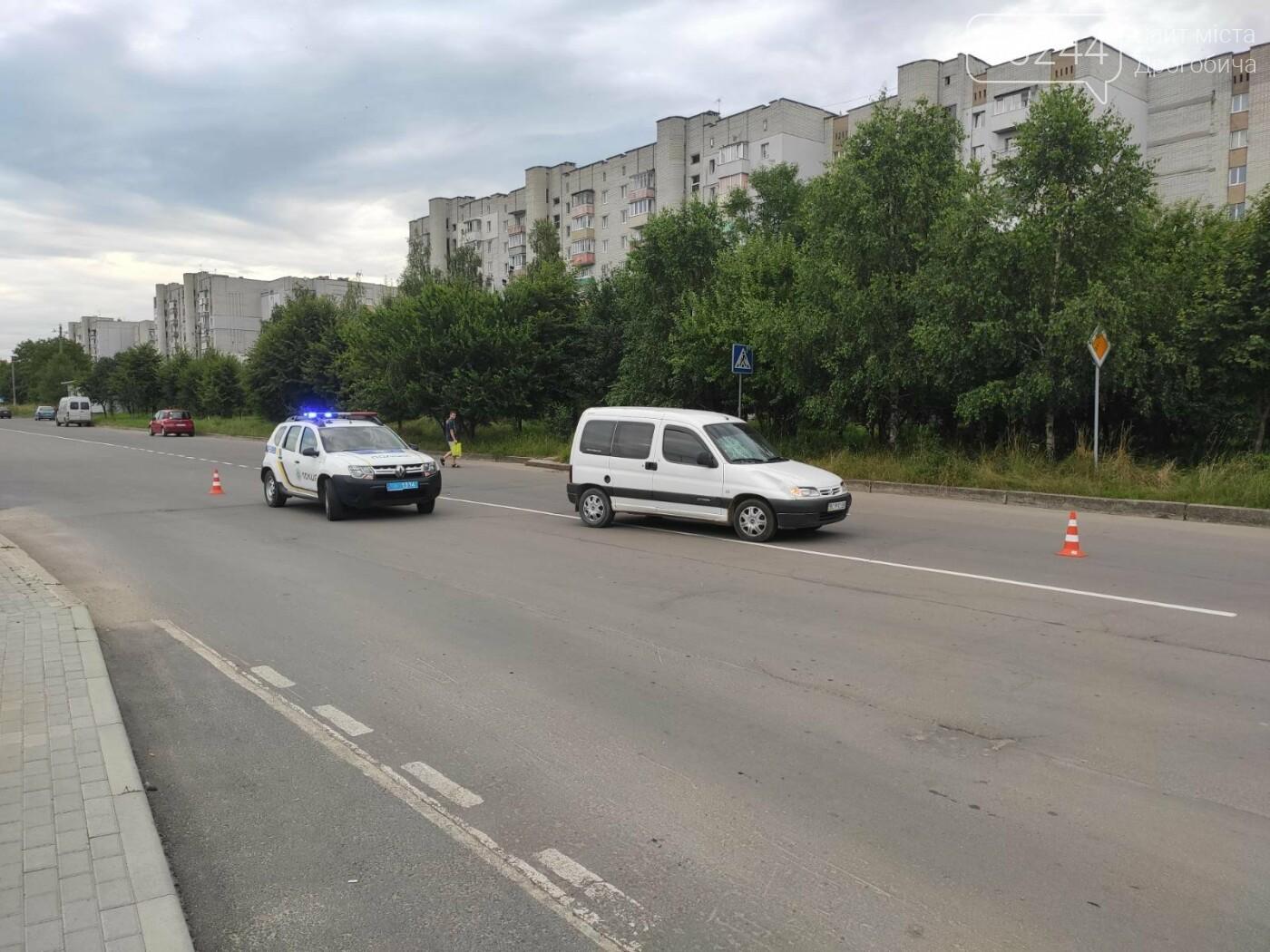 У Дрогобичі 12-річний велосипедист потрапив під авто, - ФОТО, фото-4
