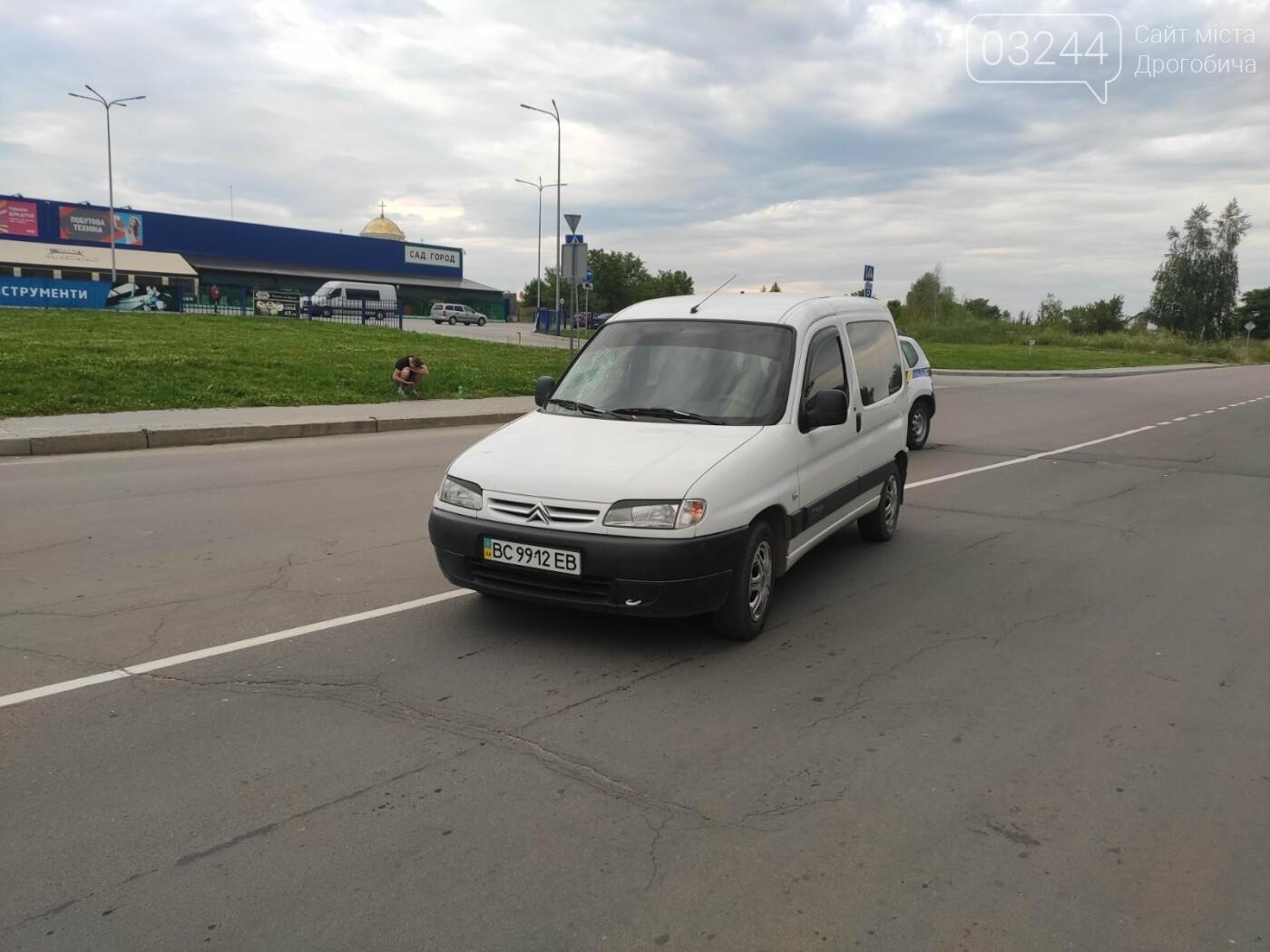 У Дрогобичі 12-річний велосипедист потрапив під авто, - ФОТО, фото-2