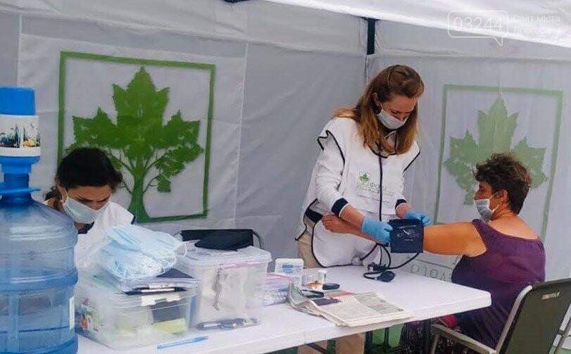«Здорова громада»:  на Дрогобиччині 2,5 тисячі людей безоплатно перевірили стан здоров'я, фото-2