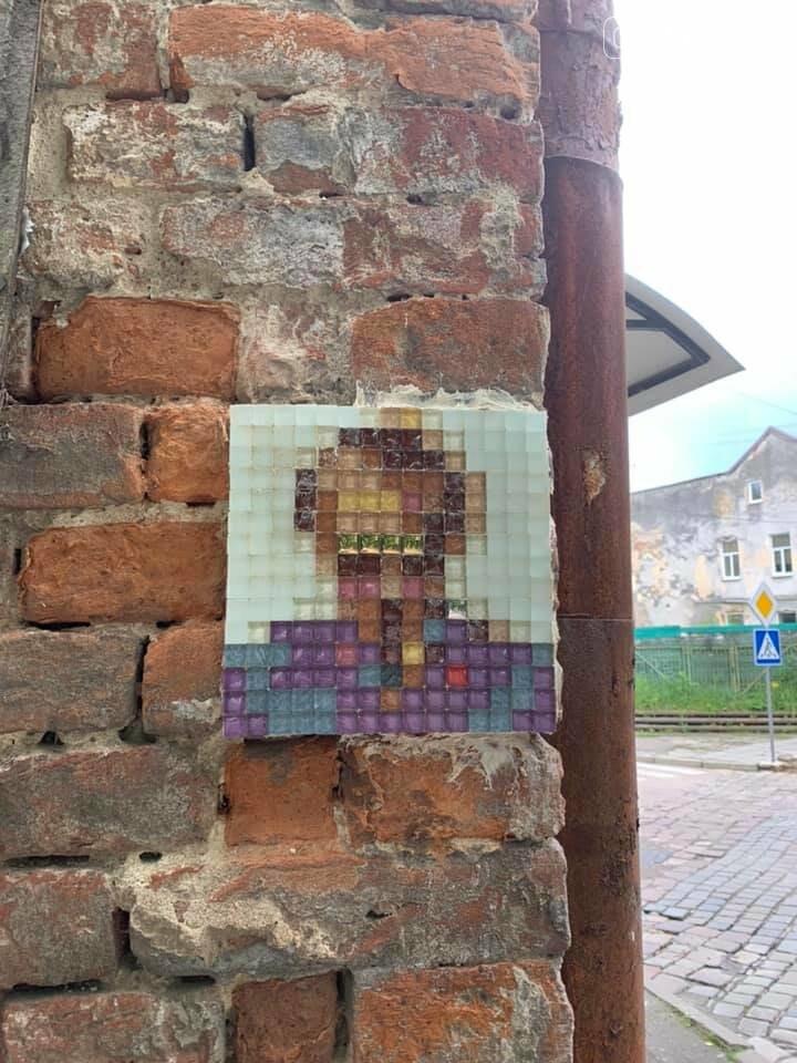 У Дрогобичі реалізовують проєкт «Люди міста у форматі піксель-арт», - Олександр Максимов, фото-5