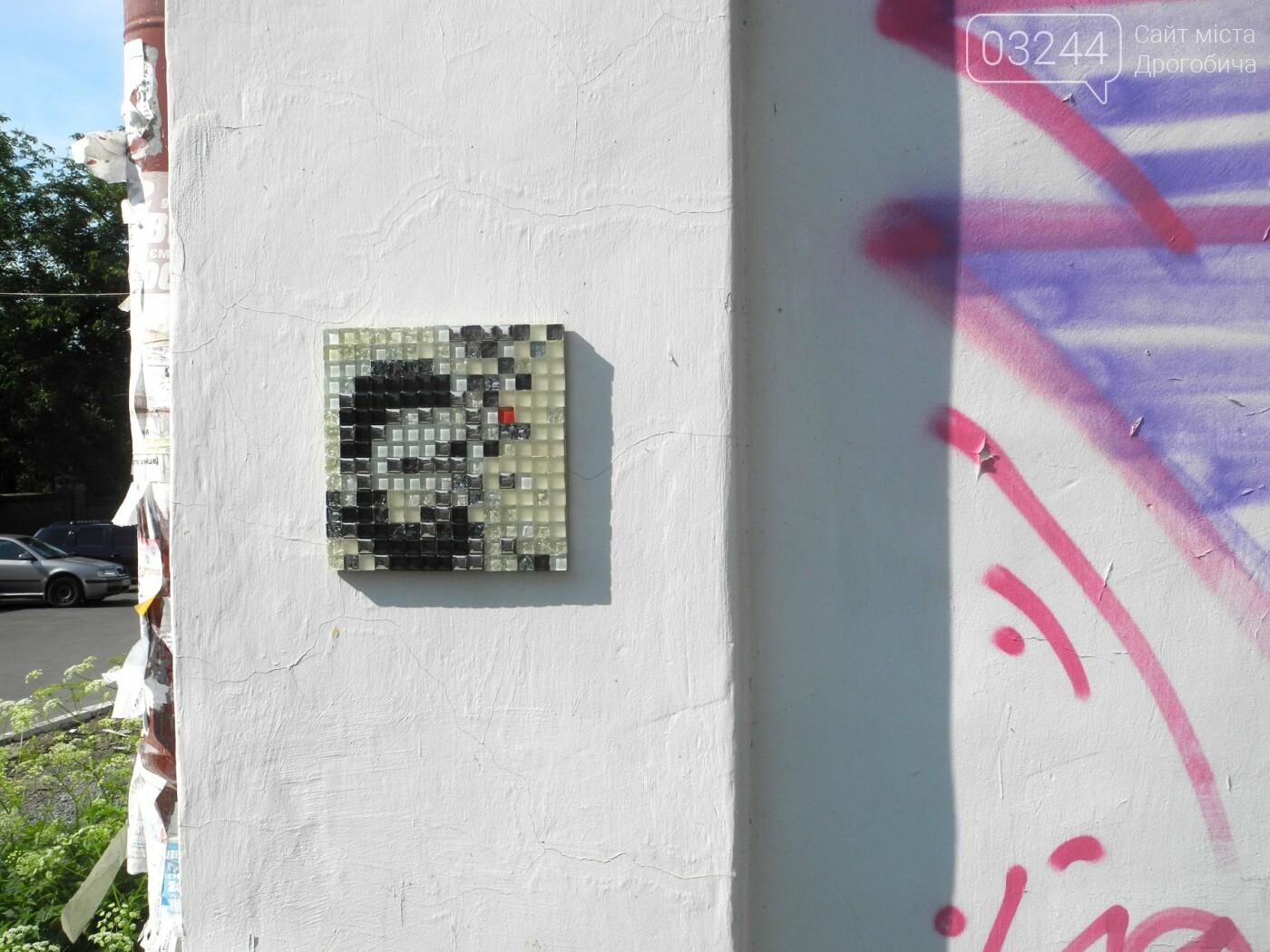 У Дрогобичі реалізовують проєкт «Люди міста у форматі піксель-арт», - Олександр Максимов, фото-9