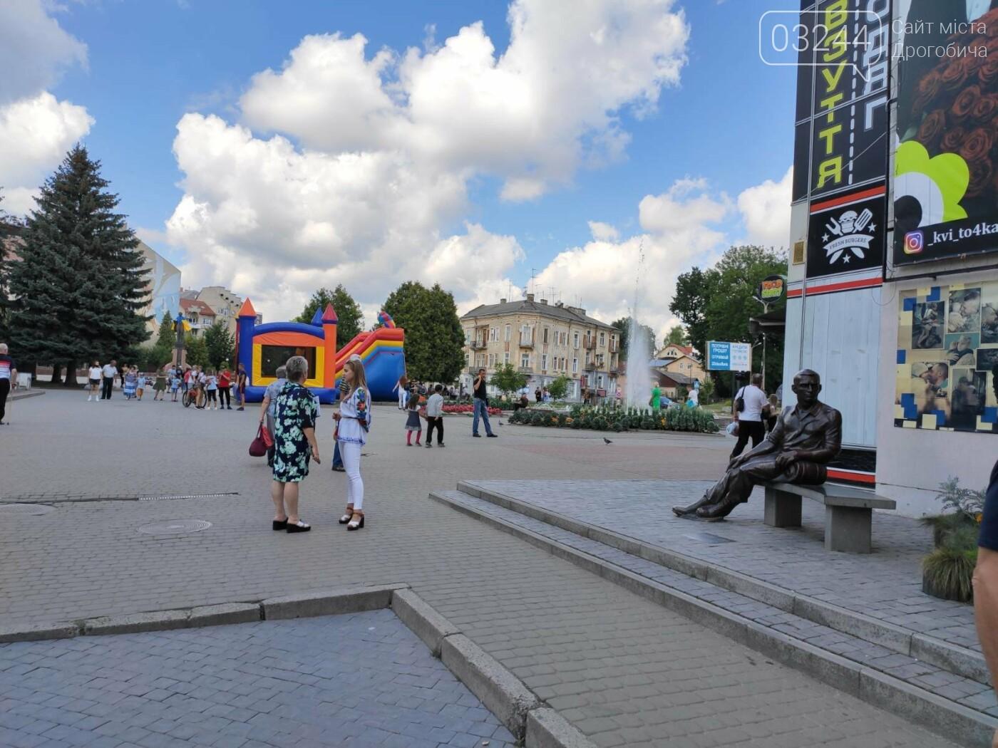 День Незалежності у Дрогобичі. - ФОТО, фото-21