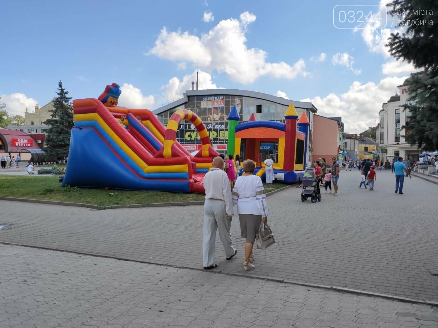День Незалежності у Дрогобичі. - ФОТО, фото-18