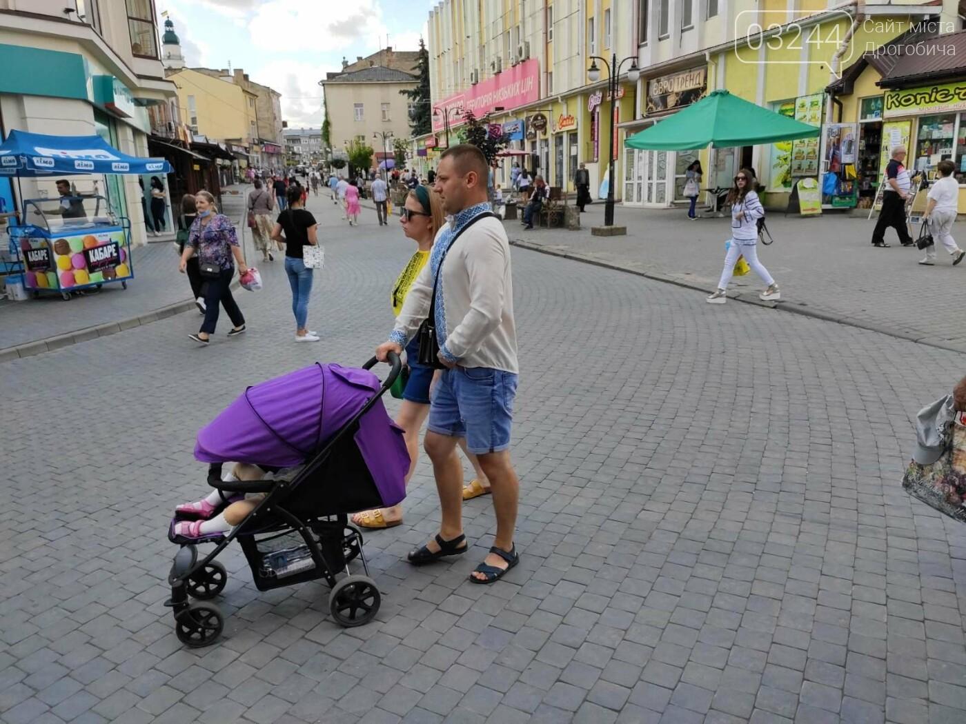 День Незалежності у Дрогобичі. - ФОТО, фото-19