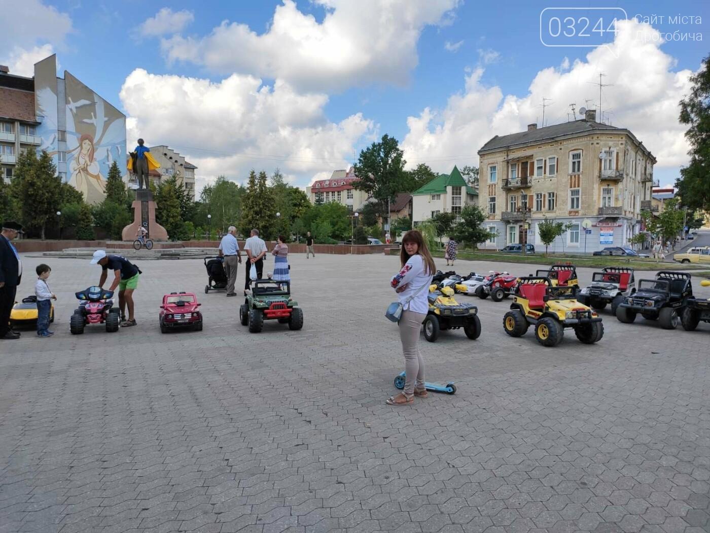 День Незалежності у Дрогобичі. - ФОТО, фото-23