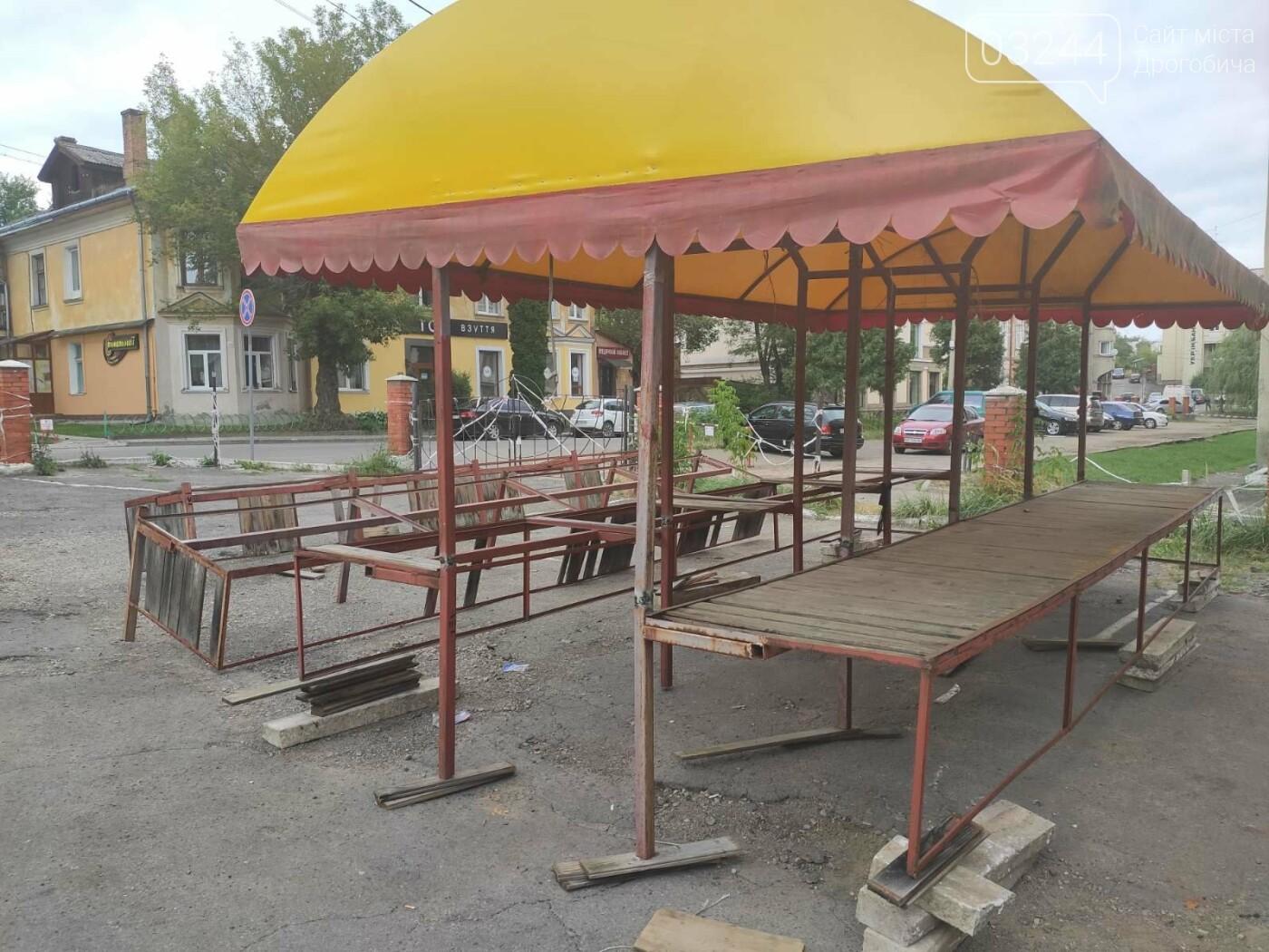 Ні - стихійній торгівлі! У Дрогобичі облаштують новий ринок, куди хочуть перенести торгівлю з під «Прометею», фото-7
